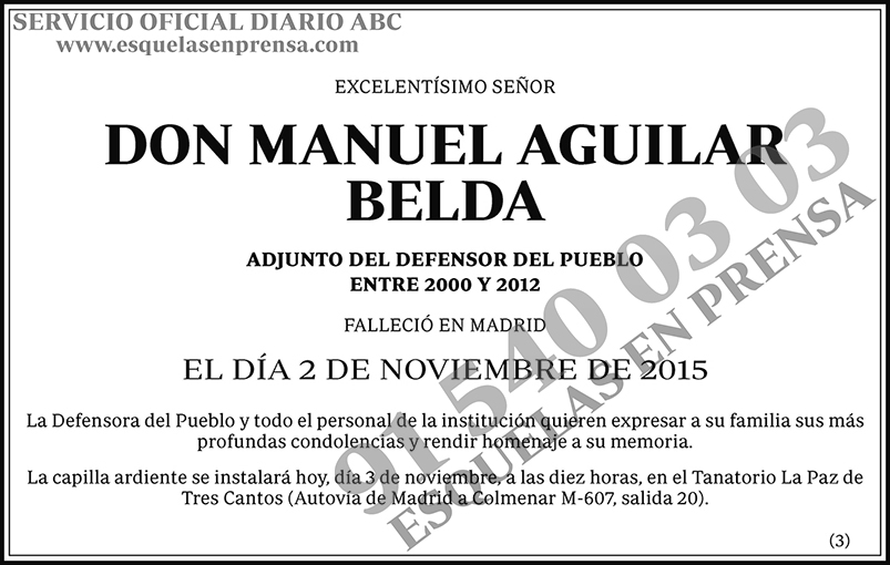 Manuel Aguilar Belda